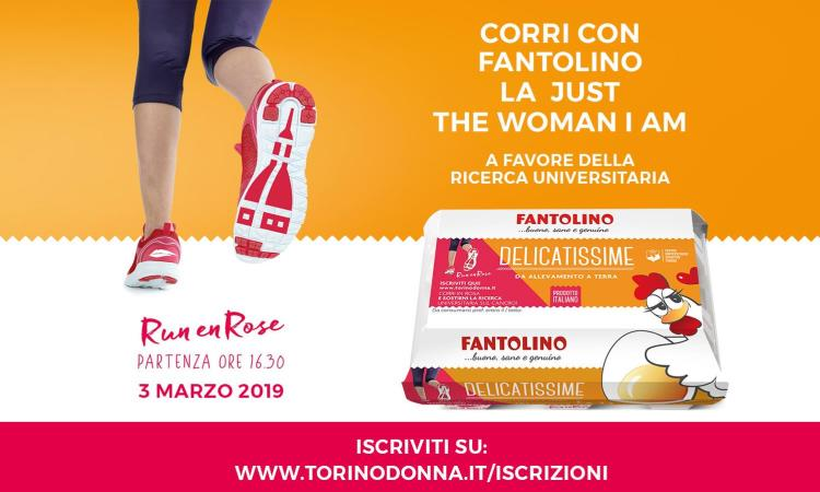 Le Delicatissime per la Run en rose 2019