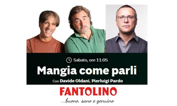 Fantolino on air!